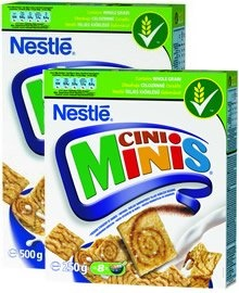 Cereálie Cini Minis 450g