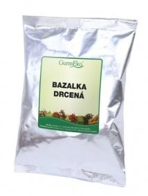 Bazalka drcená 250g sáček alu