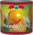 Kompot mandarinky P2650g