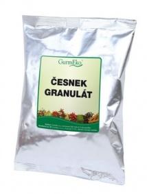 Česnek granulát 12,5 kg