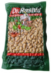 Arašídy nesolené 1kg