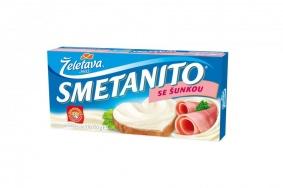 Sýr tavený se šunkou Smetanito 150 g