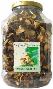 Houby lesní sušené směs 250g