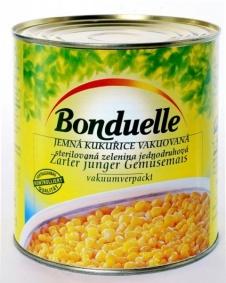 Kukuřice jemná 425 ml