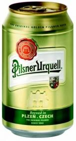 Pivo Plzeňské 0,33 l plech