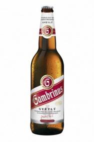 Pivo Gambrinus 10° 0,5lit.sklo
