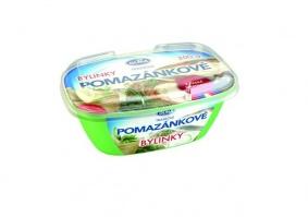 Máslo pomazánkové tradiční bylinky 200g