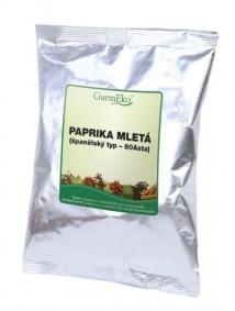 Paprika sladká španělská 500g mletá sáček alu (80 ASTA)