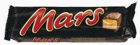 Tyčinka Mars 47 g