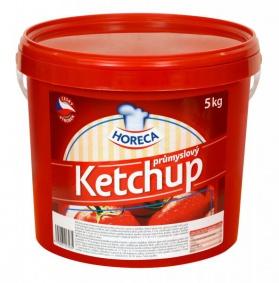 Kečup jemný 5 kg HUGLI