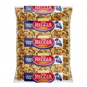 Těstoviny Fusilli 5 kg tříbarevné