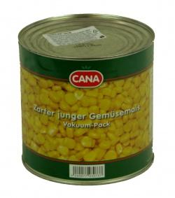 Kukuřice sterilovaná 2,150kg