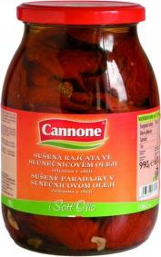 Rajčata v oleji sušená 1000 g