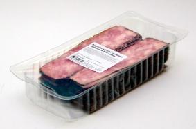 Anglická slanina výrobní plátky 10x10 14g