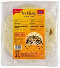 Tortilla pšeničná 30cm 110 g