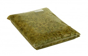 Okurky steril kostky 5x5 vak 8,5 kg