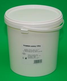 Tvaroh měkký 22% kbelík