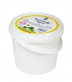 Jogurt bílý smetanový 5kg