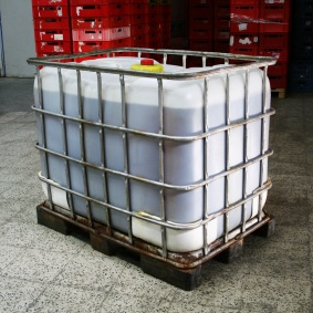 Olej MANKA - řepkový olej stolní 580 kg kontejner