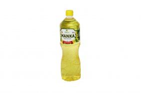 Olej MANKA řepkový rafinovaný 12 x1l PET