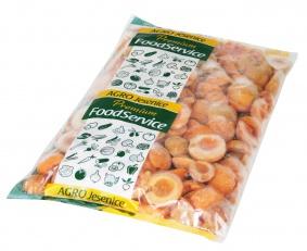 Meruňky půlené 4x2,5 kg